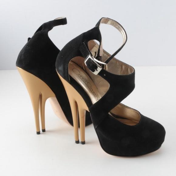 Christopher Coy scarpe   Prototype Stilettos Dual Heeled Stilettos Prototype   Poshmark b0c1eb